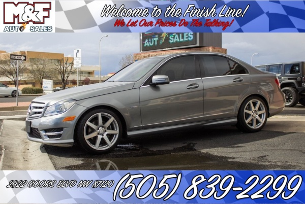 Used mercedes benz for sale in albuquerque nm u s news for Albuquerque mercedes benz dealerships