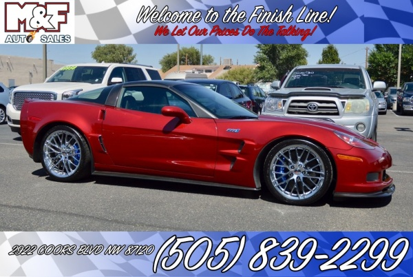 2010 Chevrolet Corvette in Albuquerque, NM