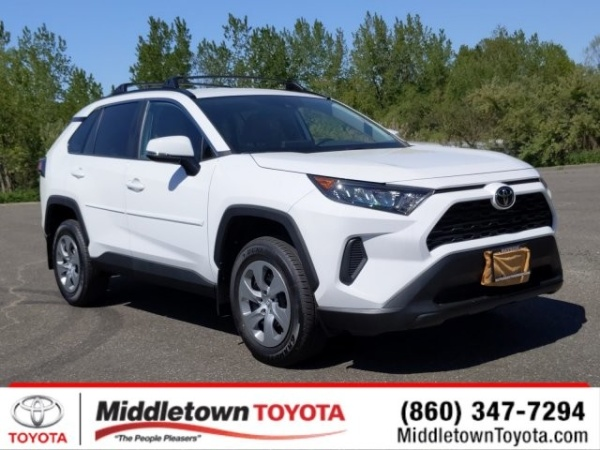 2020 Toyota RAV4 in Middletown, CT