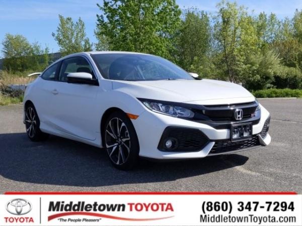 2017 Honda Civic in Middletown, CT