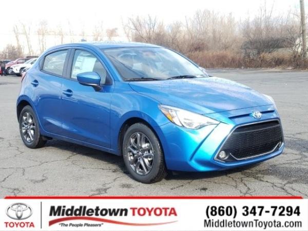 2020 Toyota Yaris in Middletown, CT