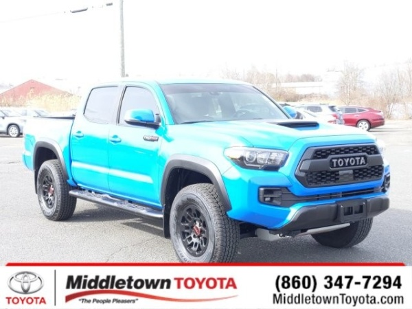 2019 Toyota Tacoma in Middletown, CT