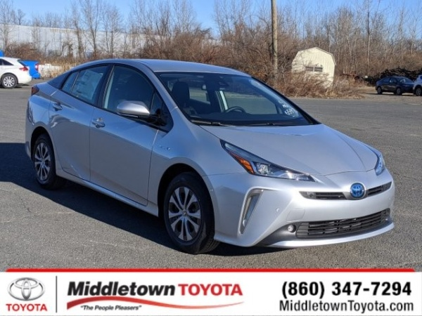 2020 Toyota Prius in Middletown, CT