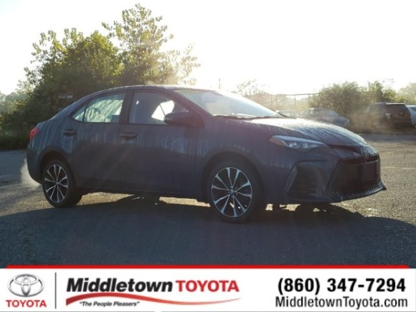 2017 Toyota Corolla in Middletown, CT