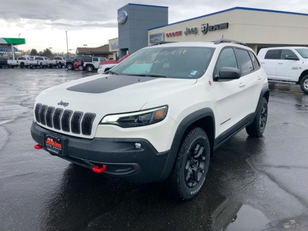 2019 Jeep Cherokee Trailhawk Elite 4WD For Sale in Blackfoot