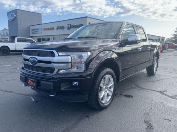 2018 Ford F-150 in Blackfoot, ID