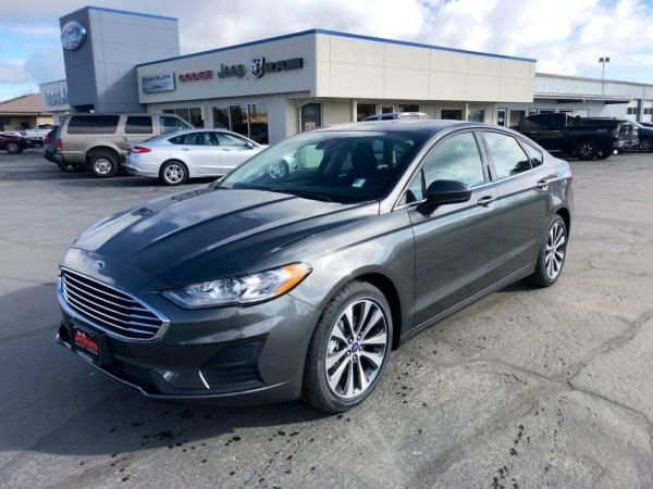2019 Ford Fusion in Blackfoot, ID