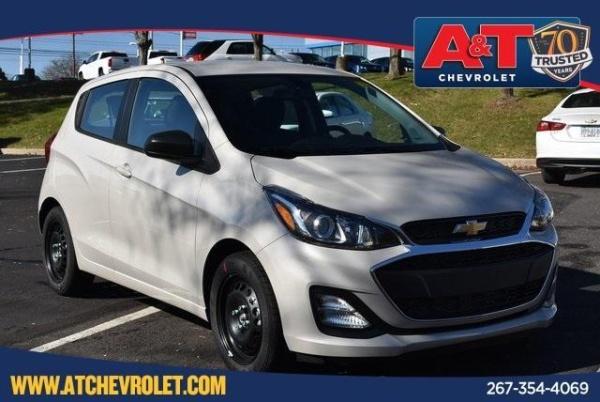 2020 Chevrolet Spark in SELLERSVILLE, PA