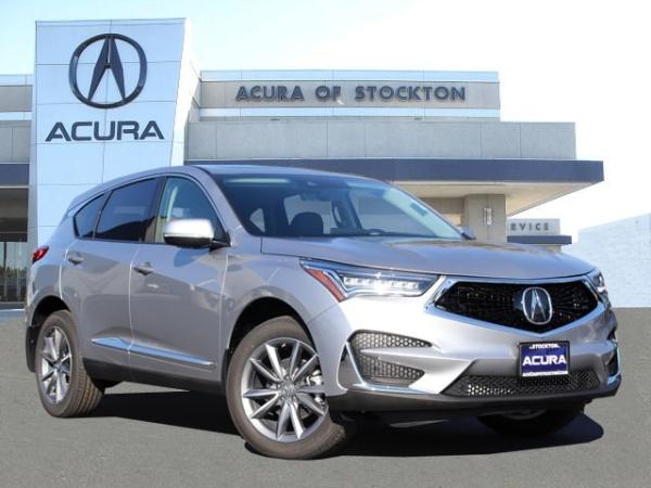 2020 Acura RDX in Stockton, CA