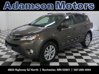 2013 Toyota RAV4 Limited AWD for Sale in Rochester, MN