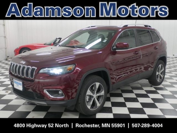 2020 Jeep Cherokee in Rochester, MN