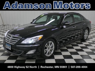 Used 2013 Hyundai Genesis 3.8 for Sale in Rochester, MN