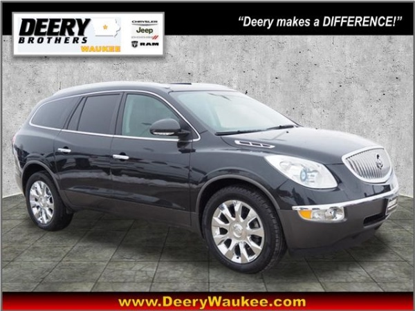 2012 Buick Enclave in Waukee, IA
