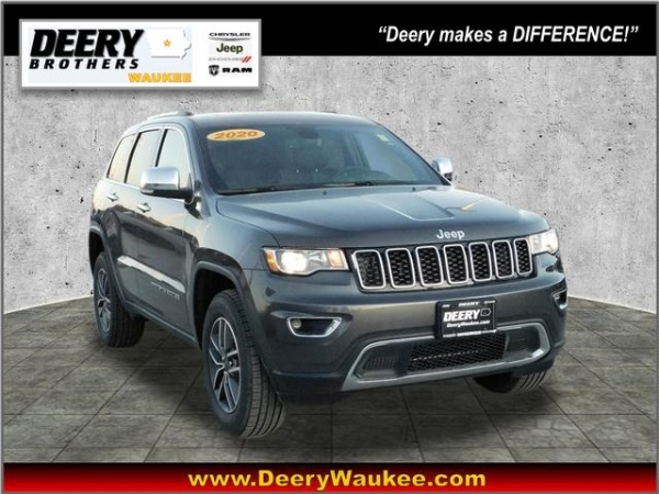 2020 Jeep Grand Cherokee in Waukee, IA