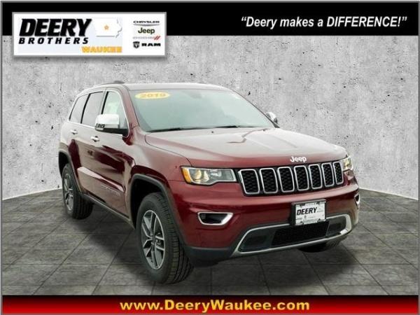 2019 Jeep Grand Cherokee in Waukee, IA