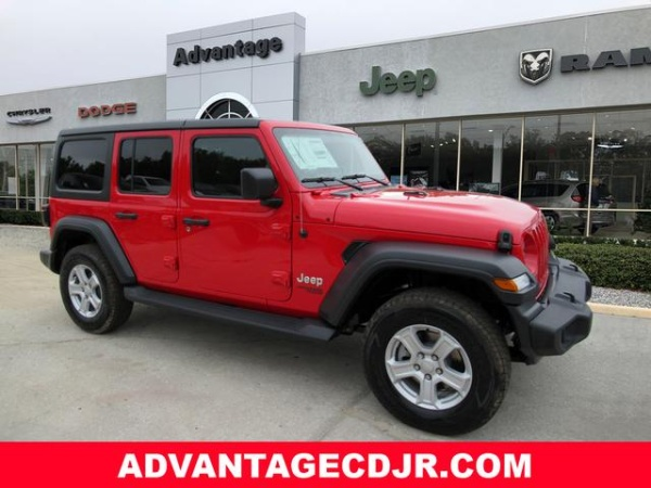 2019 Jeep Wrangler in Mt Dora, FL