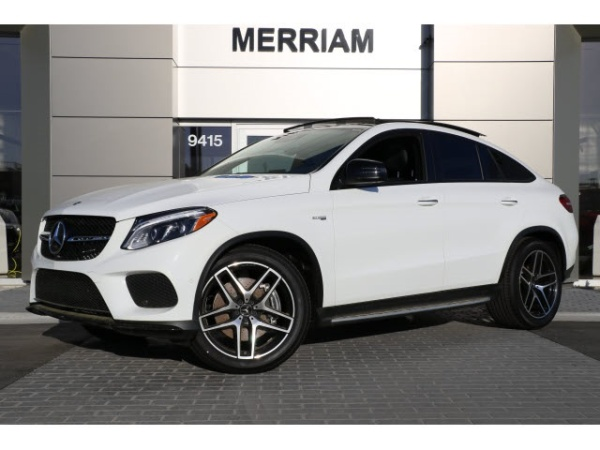 2019 Mercedes-Benz GLE in Merriam, KS