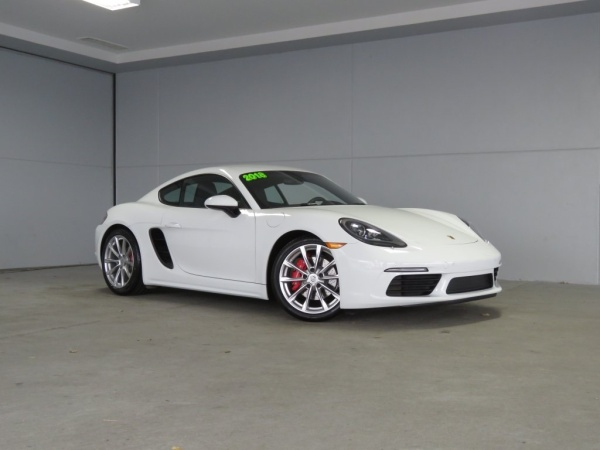 2018 Porsche 718 Cayman in Merriam, KS