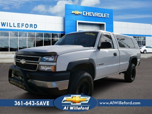 2006 Chevrolet Silverado 2500HD in Portland, TX