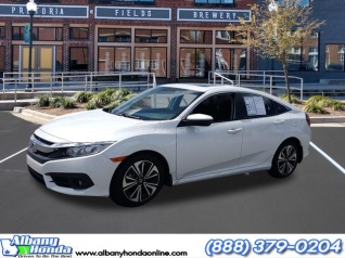 Used 2016 Honda Civic EX T Sedan CVT For Sale In Albany, GA