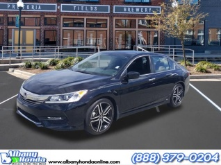 Used 2017 Honda Accord Sport Sedan CVT For Sale In Albany, GA