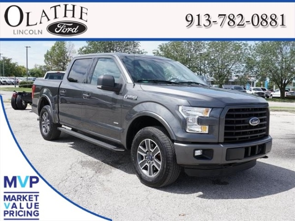 2015 Ford F-150 in Olathe, KS