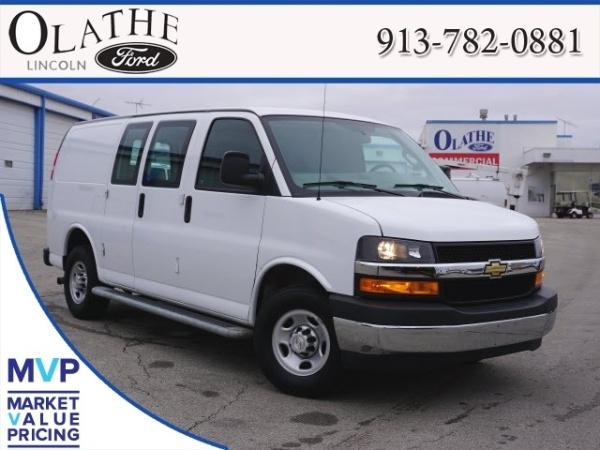 2018 Chevrolet Express Cargo Van in Olathe, KS