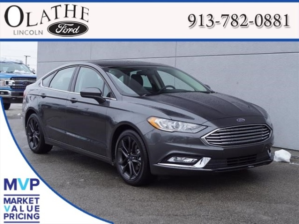 used ford fusion for sale in lawrence ks u s news world report. Black Bedroom Furniture Sets. Home Design Ideas