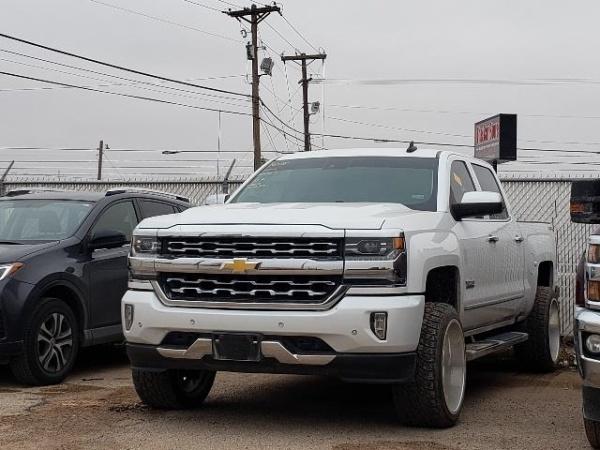 2018 Chevrolet Silverado 1500 in Midland, TX