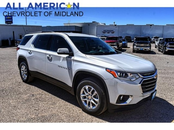 2020 Chevrolet Traverse in Midland, TX
