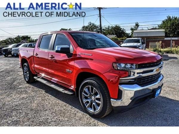 2019 Chevrolet Silverado 1500 in Midland, TX