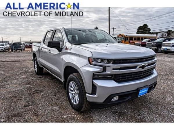 2020 Chevrolet Silverado 1500 in Midland, TX