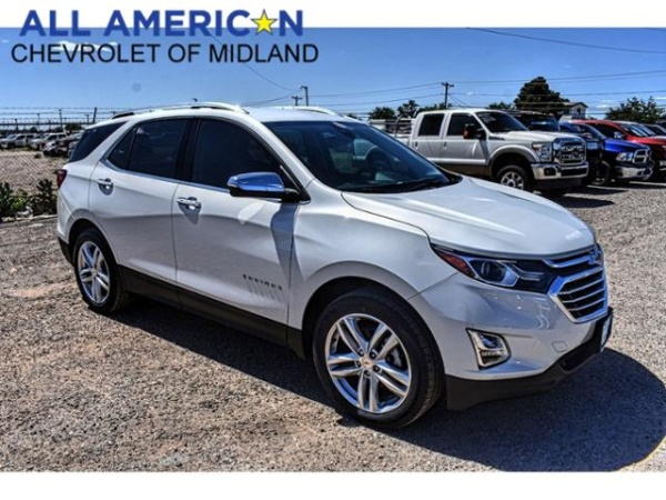2020 Chevrolet Equinox in Midland, TX