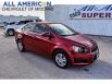 2014 Chevrolet Sonic LT Sedan AT for Sale in Midland, TX