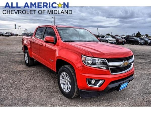 2020 Chevrolet Colorado in Midland, TX