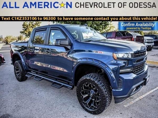 2019 Chevrolet Silverado 1500 in Odessa, TX