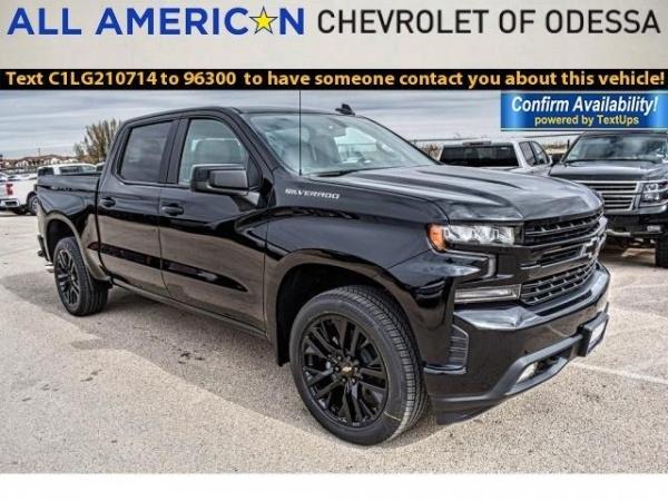 2020 Chevrolet Silverado 1500 in Odessa, TX