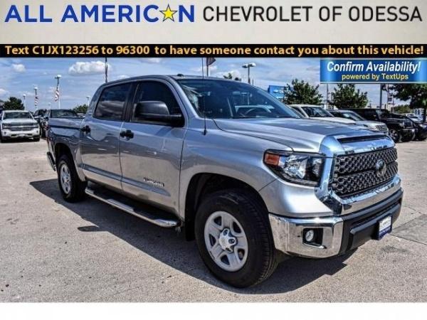 2018 Toyota Tundra in Odessa, TX