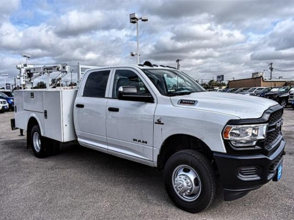 2019 Ram 3500 Chassis Cab in Odessa, TX