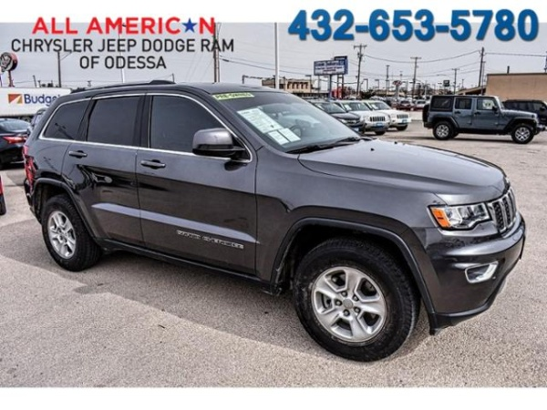 2017 Jeep Grand Cherokee in Odessa, TX