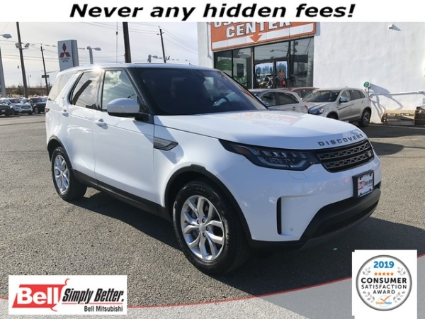 2019 Land Rover Discovery SE