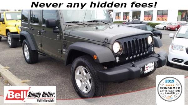 2015 Jeep Wrangler in Rahway, NJ