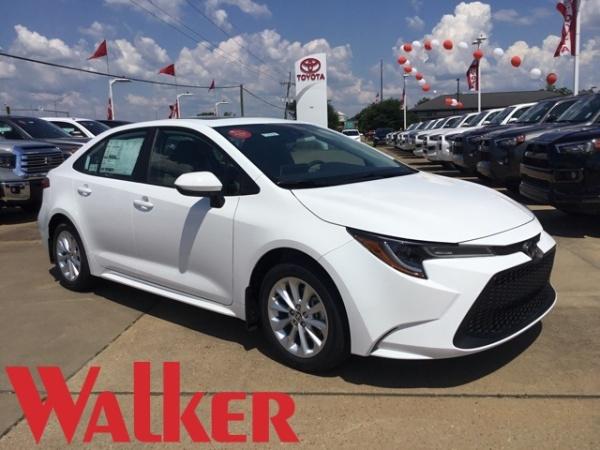 Toyota Alexandria La >> 2020 Toyota Corolla Le Cvt For Sale In Alexandria La Truecar
