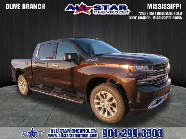 2019 Chevrolet Silverado 1500 in Olive Branch, MS