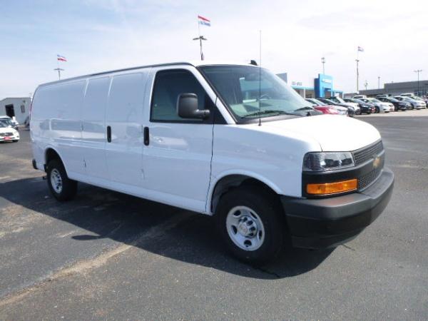 2020 Chevrolet Express Cargo Van in Olive Branch, MS