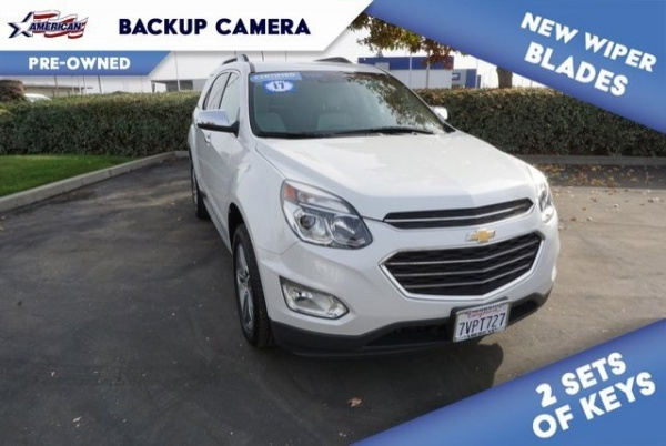 2017 Chevrolet Equinox in Modesto, CA