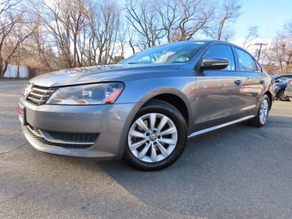 2012 Volkswagen Passat S Auto Pzev For Sale In Paramus Nj Truecar