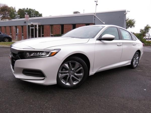 2019 Honda Accord LX 1.5T