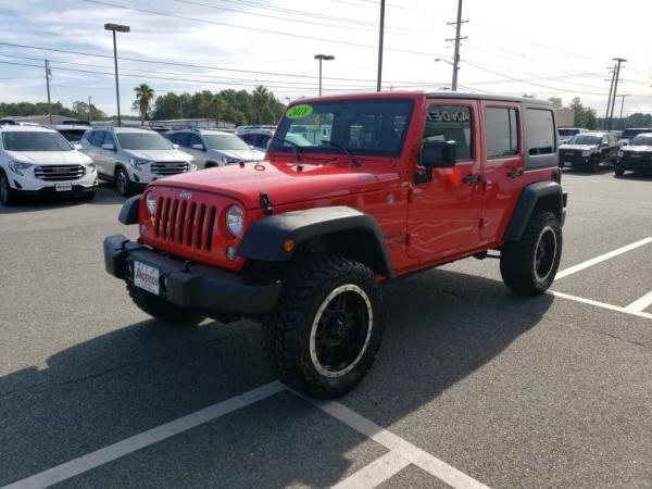2018 Jeep Wrangler in Douglas, GA