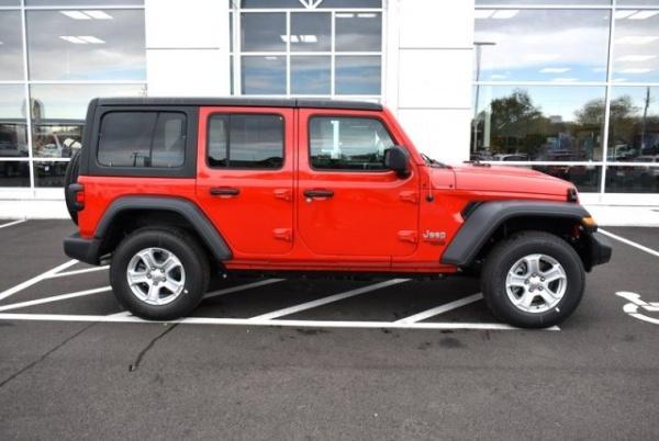 2020 Jeep Wrangler in Rockford, IL